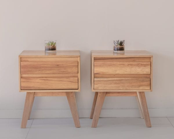 Cooper Side Tables 2 Drawers