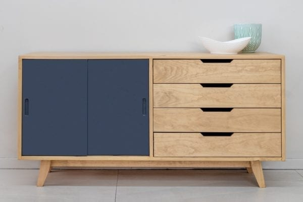 Morrison Sliding Drawer Unit