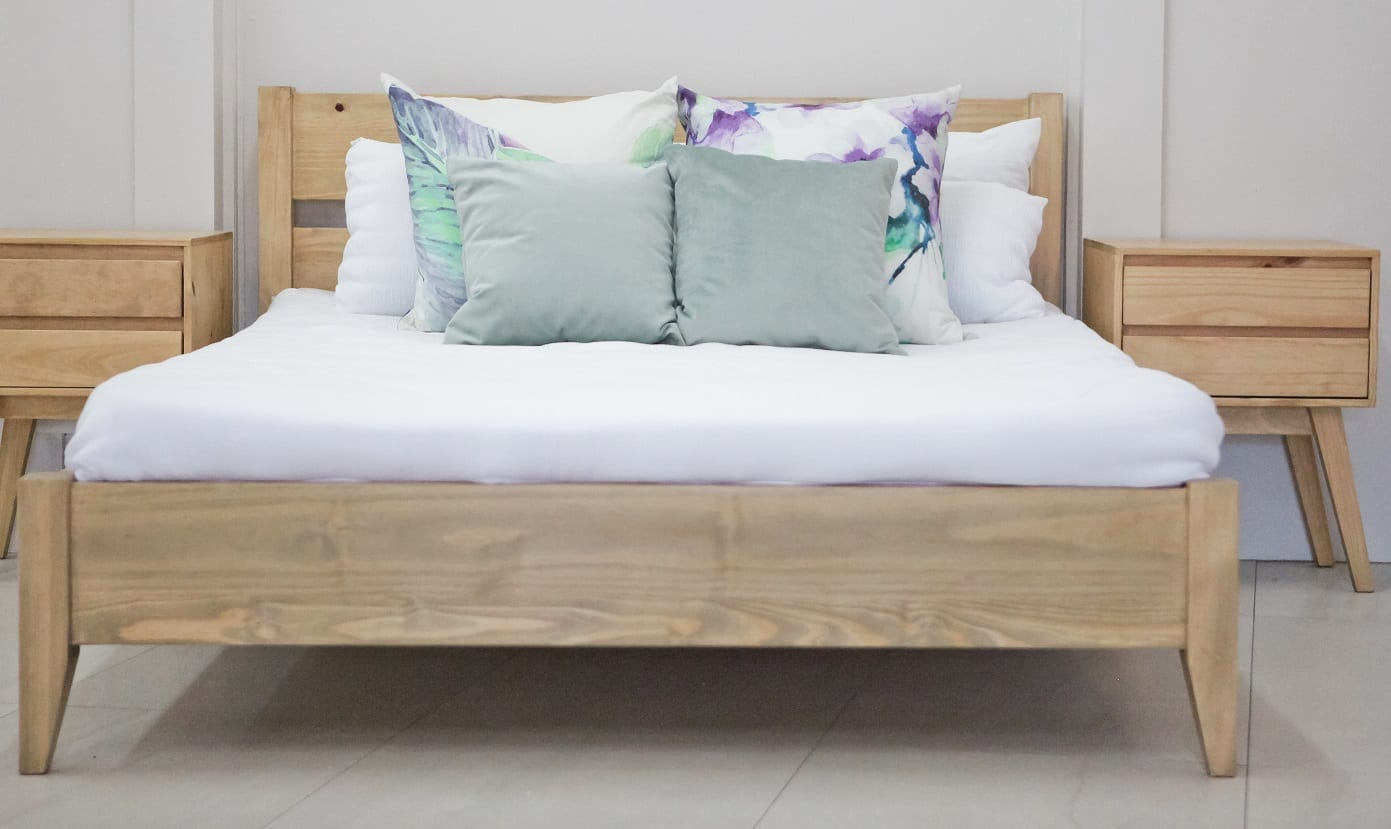 Tapered Bed