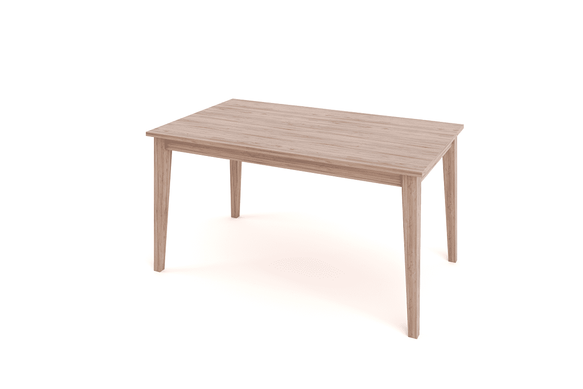Tapered Table 1500 x 900