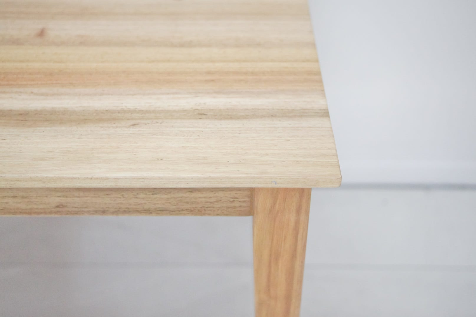 tapered table wood for sale