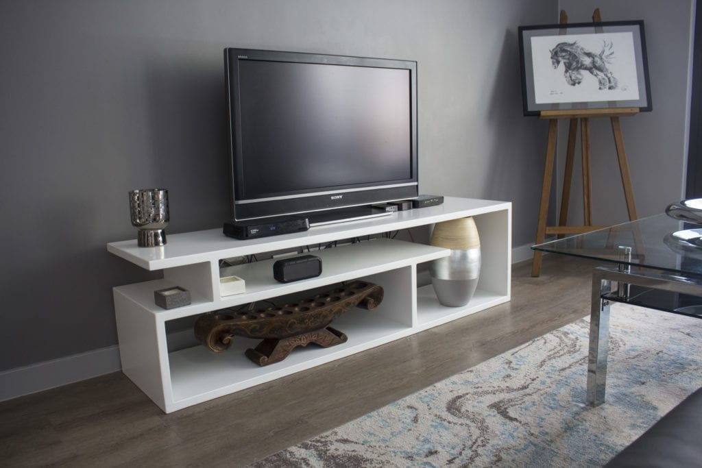 TV entertainer display unit