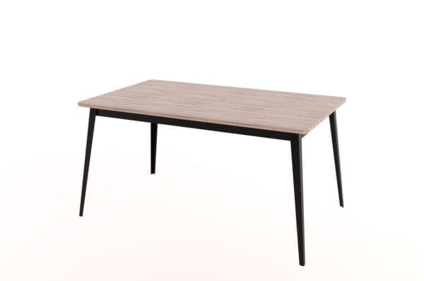 Holmes Steel Dining Table