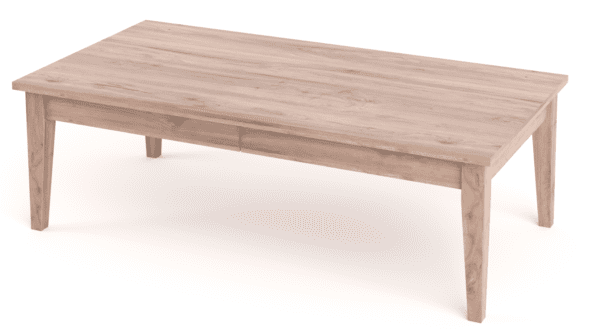 Tapered Coffee Table