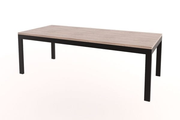 7638 Steel Table