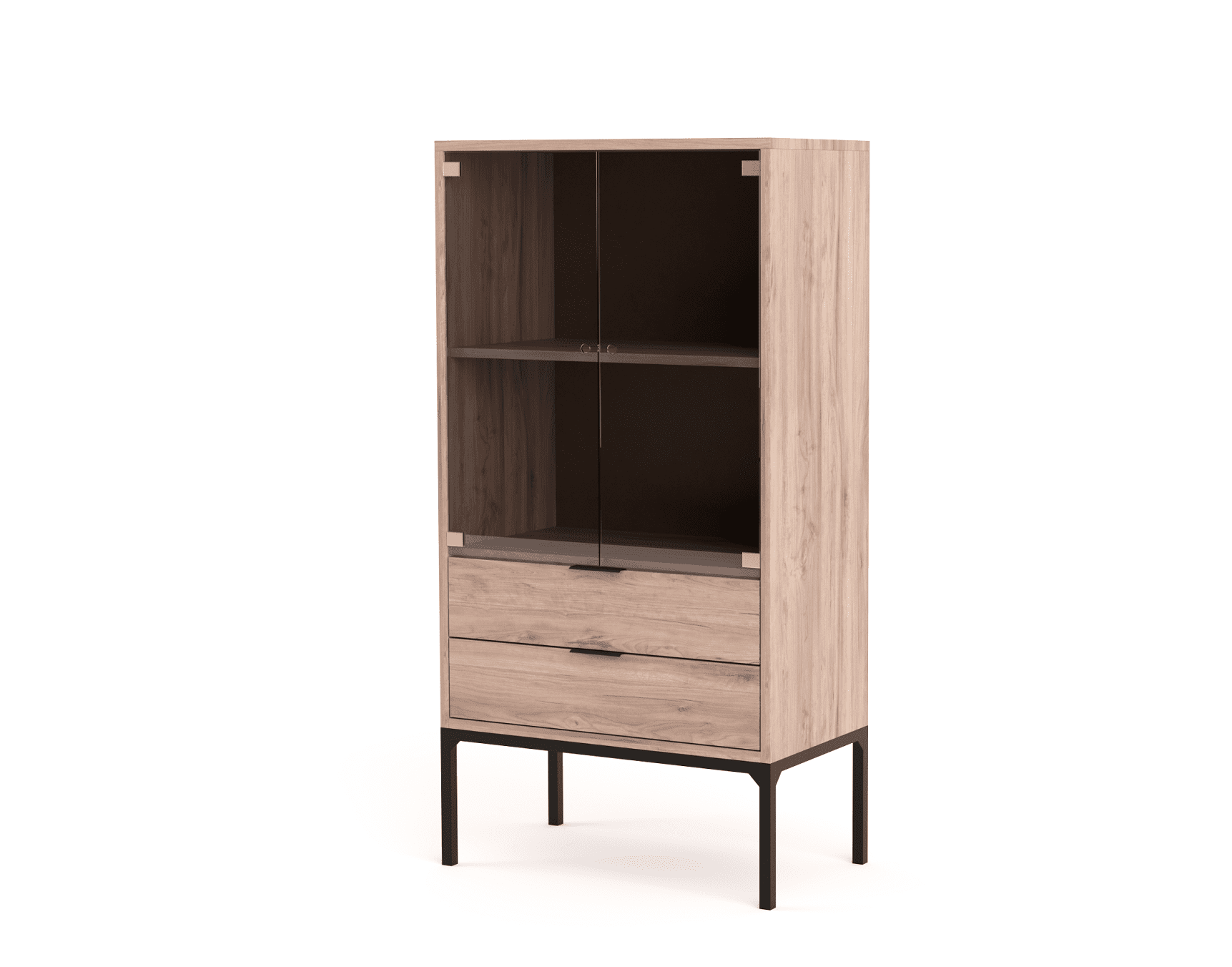Utility Display Cabinet