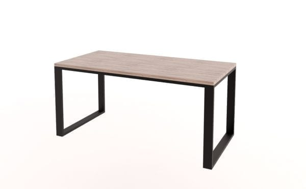 Lucy Steel Frame Dining Table