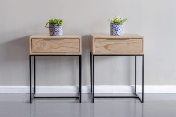 Side Table Pedestals