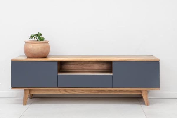 Wood TV unit